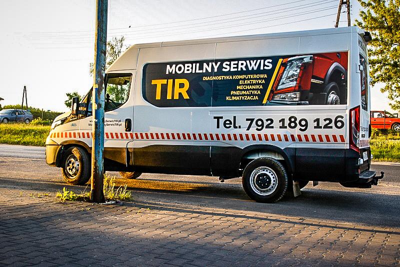 Mobilny Serwis TIR Warka